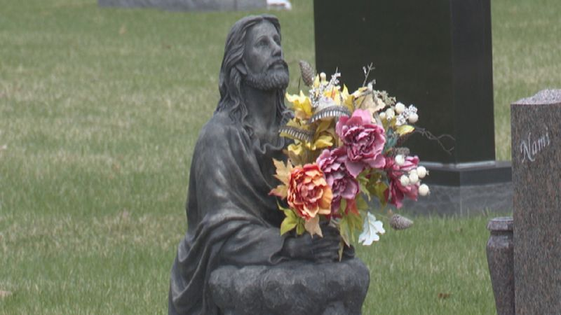 The city of Grand Island is looking to make a $50,000 expansion to the city cemetery.