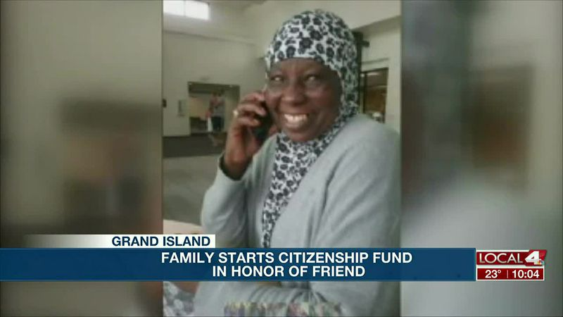 Grand Island family starts citizenship fund