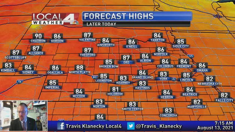 """""""Cooler"""" temperatures might be sticking around awhile."""
