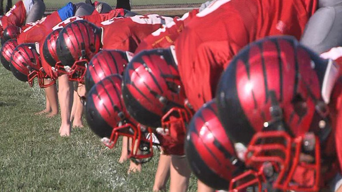 Doniphan-Trumbull prepares for their week eight match-up with St. Cecilia.