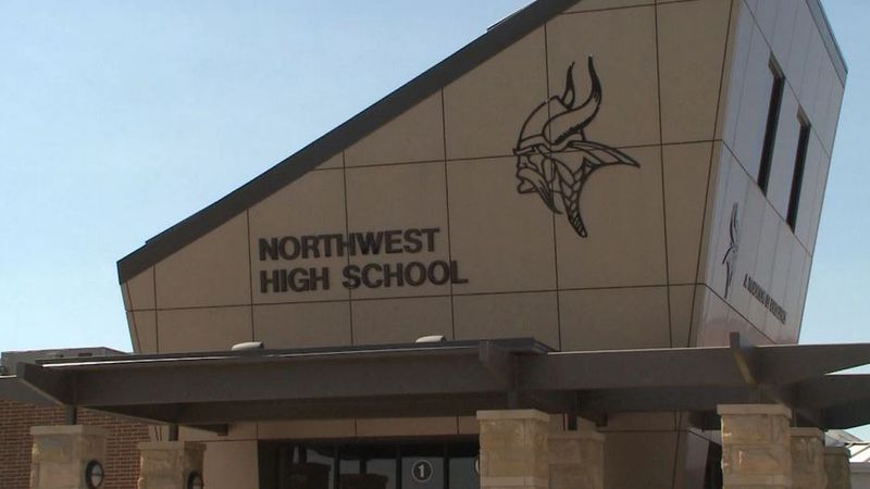 Northwest High School learns of positive COVID-19 case