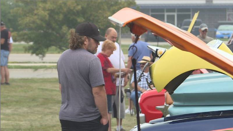 Hastings Ford Lincoln held their Ribs 'n Rods event to raise money for local organization...