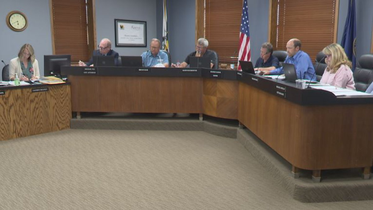 Kearney City Council