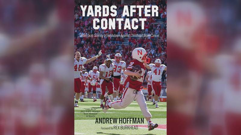 Yards After Contact details Jack Hoffman's life and journey with pediatric brain cancer.