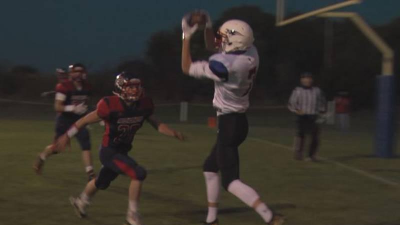 Parkview Christian scores a touchdown