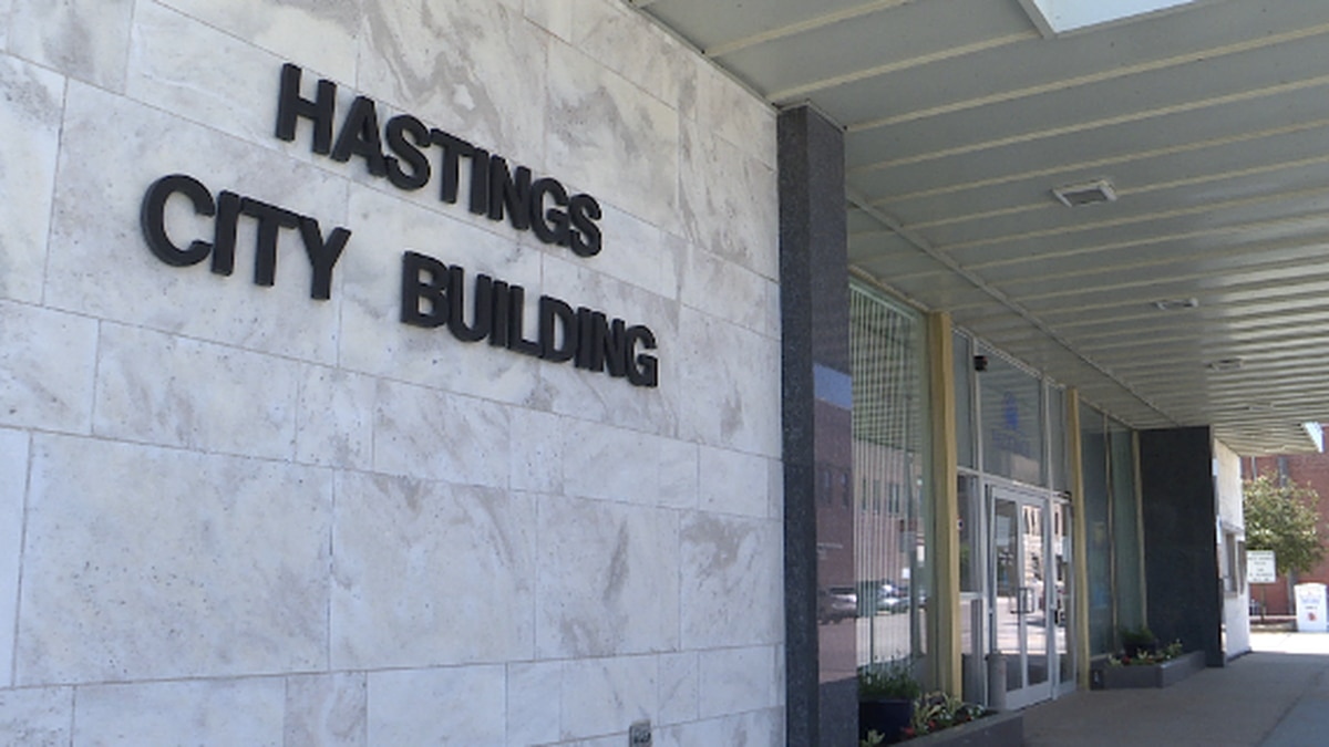 A recent report found the Hastings City Hall is in need of a lot of repairs do to water damage...
