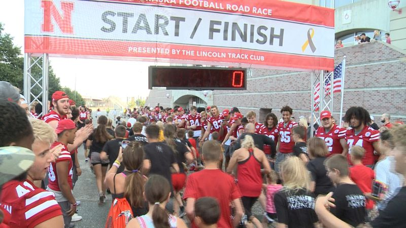 Approximately 750 participants, the second-most for this event, took part in the annual...