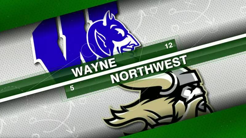 Wayne @ Northwest Softball