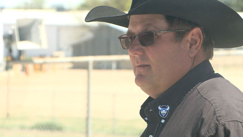 MPCC rodeo coach Garrett Nokes was named the 2019-20 Coach of the Year for the Great Plains...