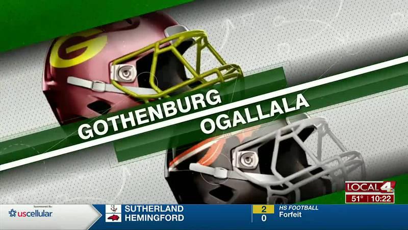Gothenburg @ Ogallala