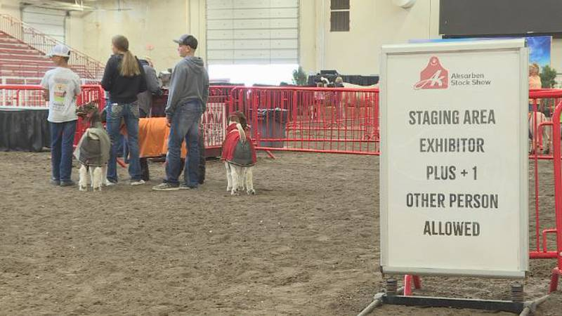 94th annual Aksarben Stock Show at Fonner Park.