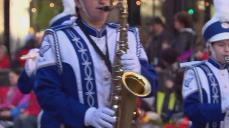 The Harvest of Harmony parade planned to return Saturday after year off due to COVID-19.