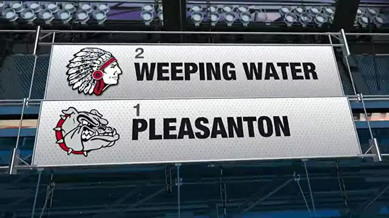 Pleasanton vs Weeping Water