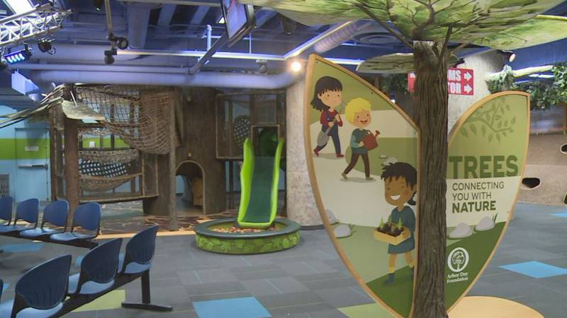 The event was a private event supposed to be held at the Lincoln Children's Museum this Saturday