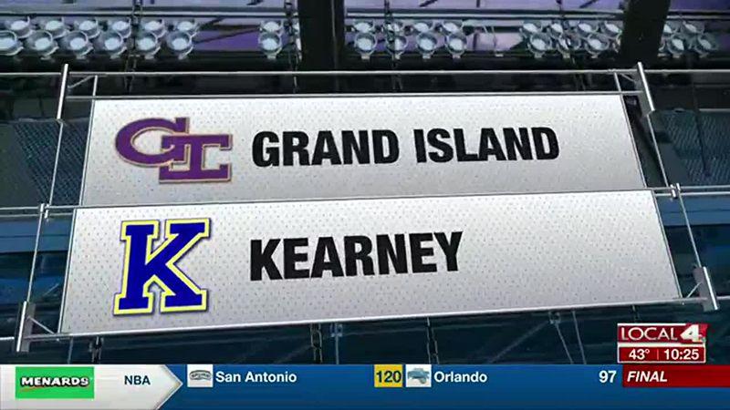 Kearney baseball beats rival Grand Island