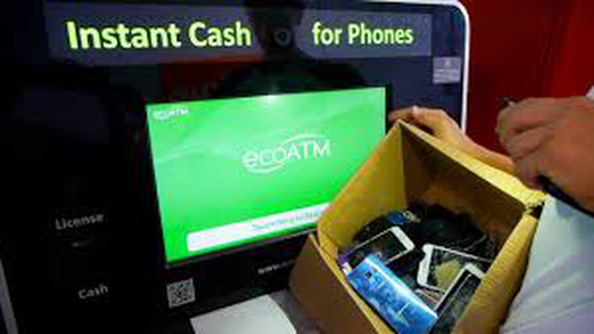 Turn in old cell phones for cash at Walmart