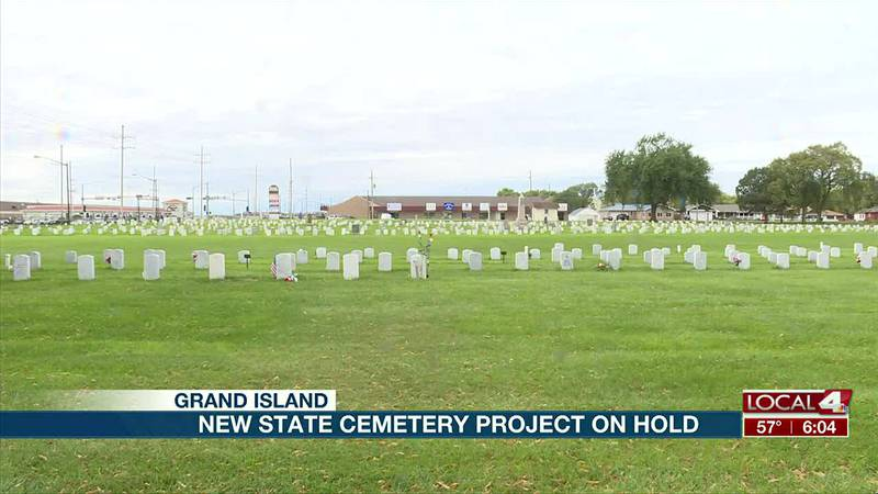 New Grand Island veterans cemetery project on hold