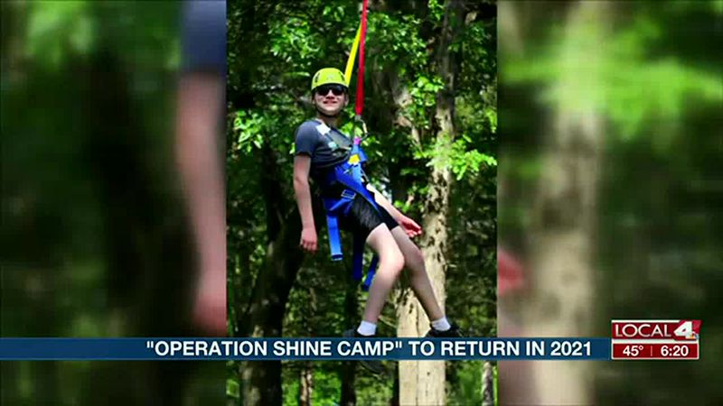 'Operation Shine Camp' to return this summer