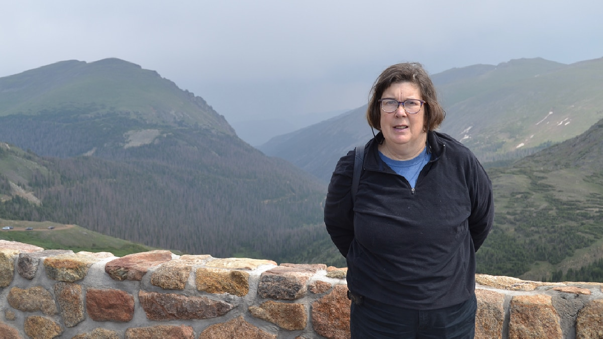 Fully vaccinated, Carol Bryant contracted COVD-19 following her trip to Colorado.