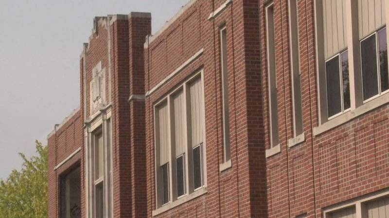 The former Morton Elementary will house eight pre-school classes and the administrative offices.