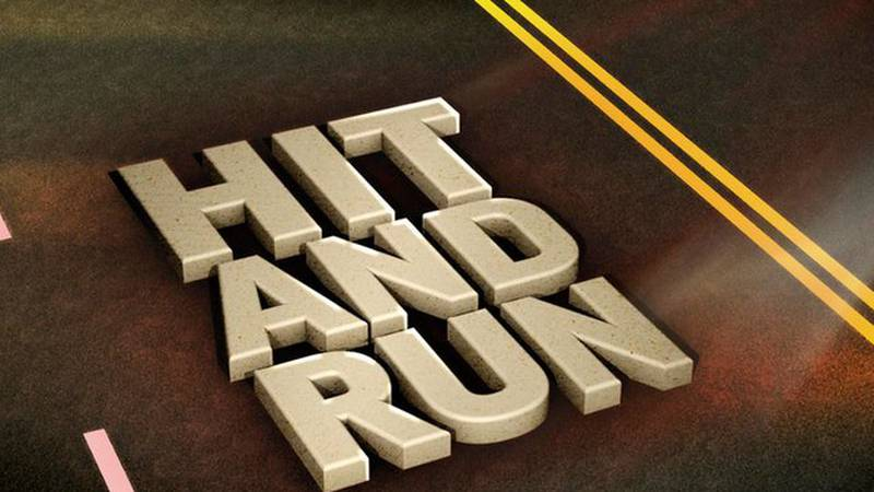Grand Island police are looking for a suspect involved in a hit and run accident.