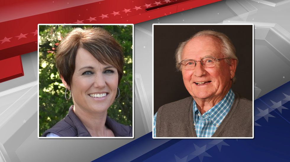 Joy Huffaker and Willis Hunt are both after the ward three seat of the Hastings City Council.
