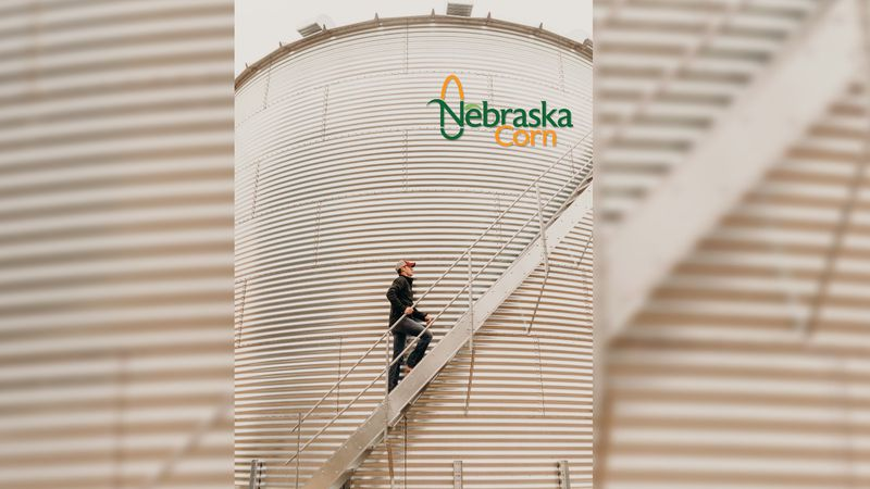 Grain bins are an important component of Nebraska's agricultural landscape. In 2019, for...