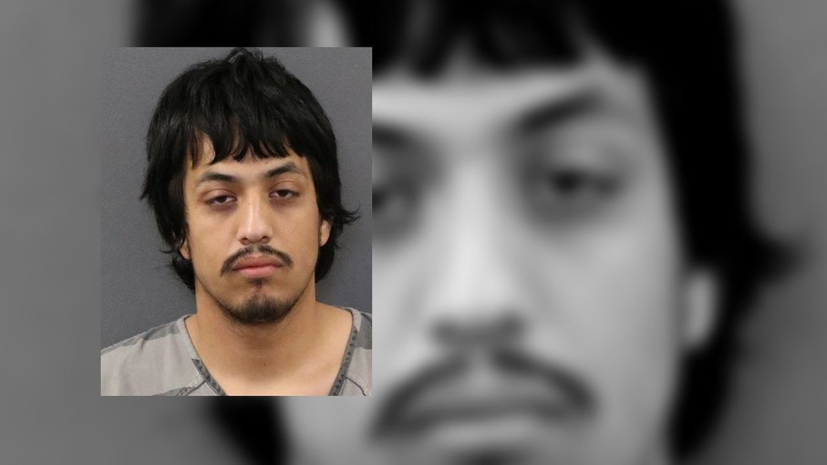 Abraham Gonzalez arrested following robbery/assault over the weekend in Grand Island.