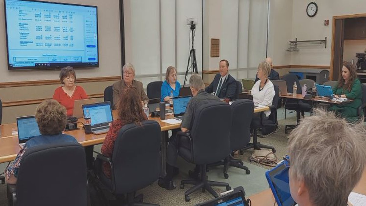 The CCC Board of Governors met Thursday where they approved the 2021-22 operating budget.
