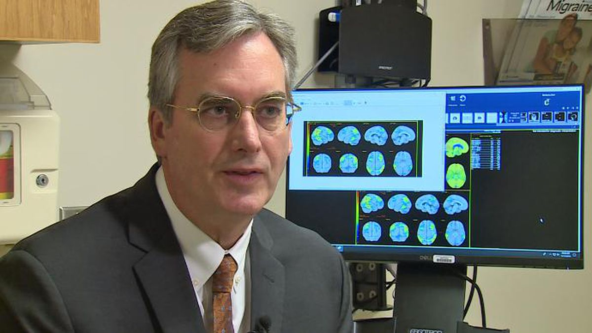 New drug showing promising results in the treatment of Alzheimer's. (Source: WOWT)