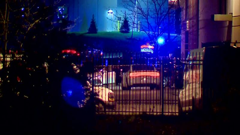 Indianapolis police say multiple people have been shot and a suspected gunman killed himself...