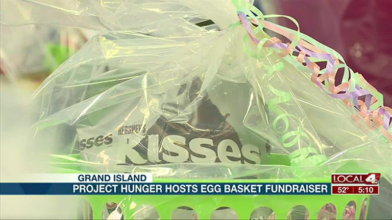 Project Hunger hosts Easter basket extravaganza