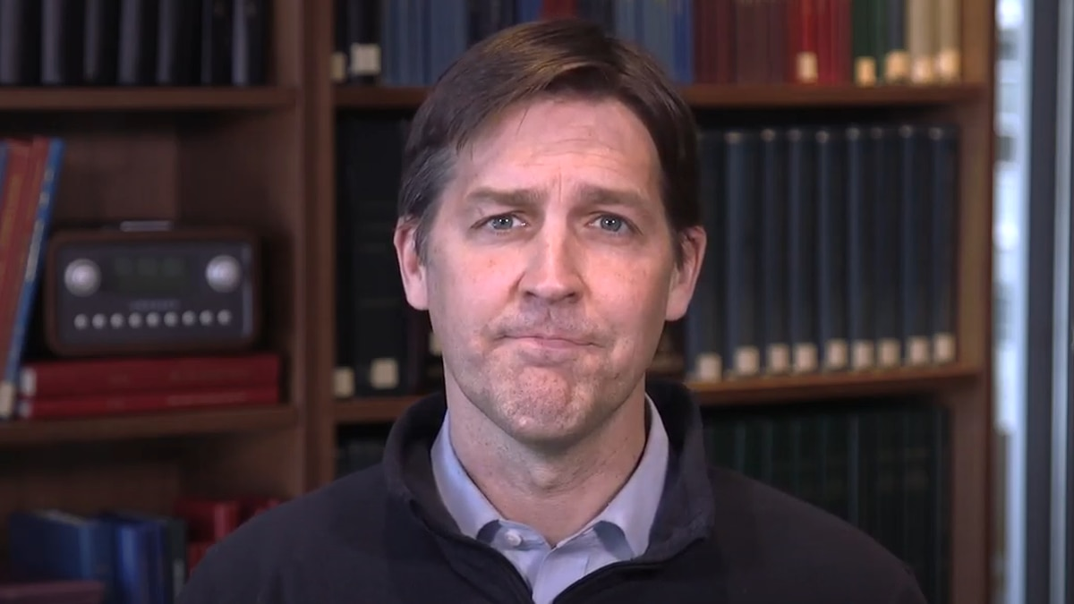 Senator Ben Sasse (R) responded in a video message to plans by some in the Nebraska GOP Central...