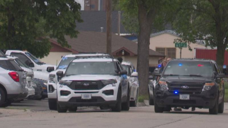 GIPD responds to stabbing at Auto Central.