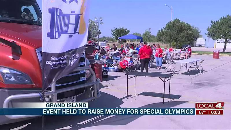 Event held to raise money Nebraska Special Olympics