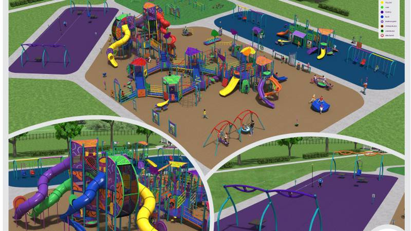 The playground will join a growing list of Nebraska Cities with an inclusive playground.