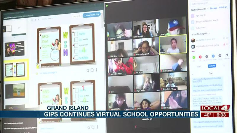 GIPS continues virtual opportunities; teachers believe it's going smooth