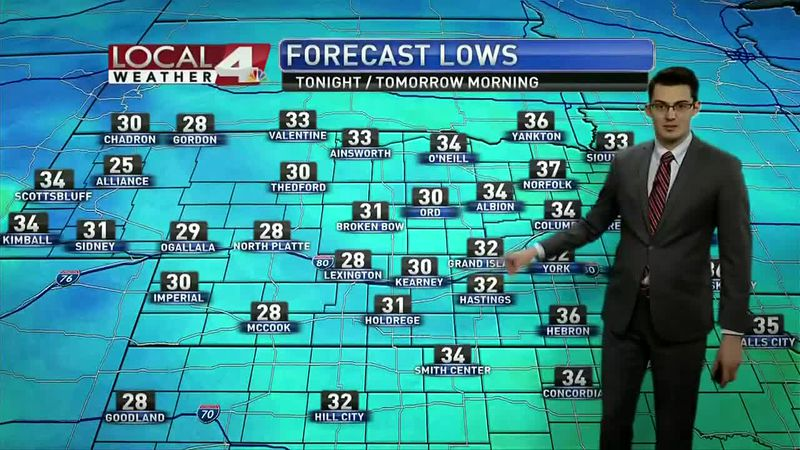 With 50s in the next two days, and lows at or just below freezing, the remaining snow will...