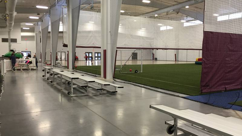Grand Island Community Fieldhouse is set to reopen following COVID-19 DHM restrictions.