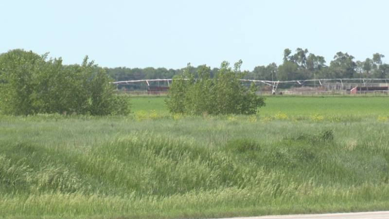 The new sports complex will go in just north of Bosselman's Travel Center on 281