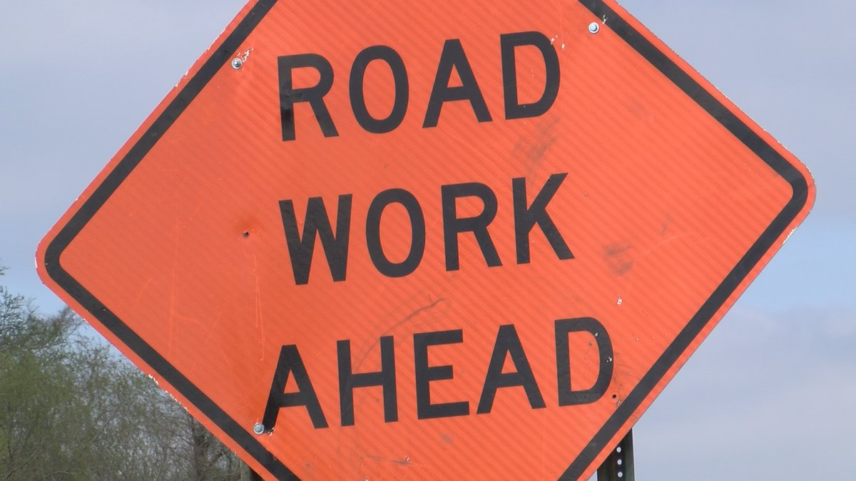 Old Potash Highway will be closed from the Claude Road to US Highway 281 on Monday, June 21.