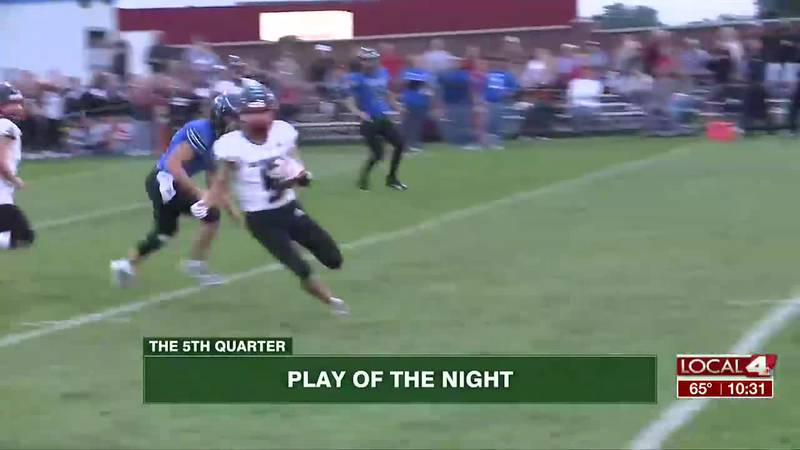 10/1 Play of the Night