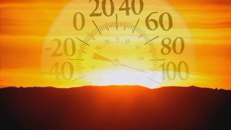 As temperatures approach triple digits it's best to wear lighter clothing, carry water and...