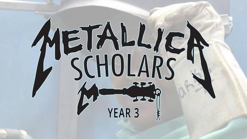 Metallica Scholars Initiative