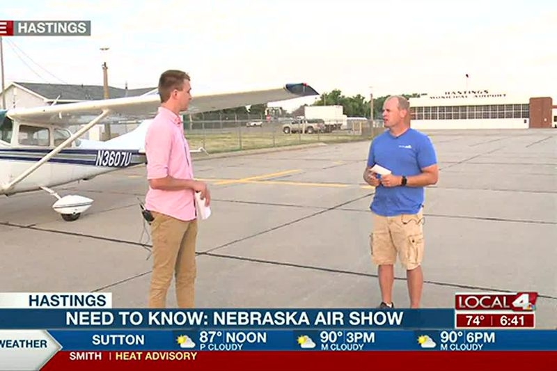 What you need to know if you plan on attending the State Fly-In and Air Show.