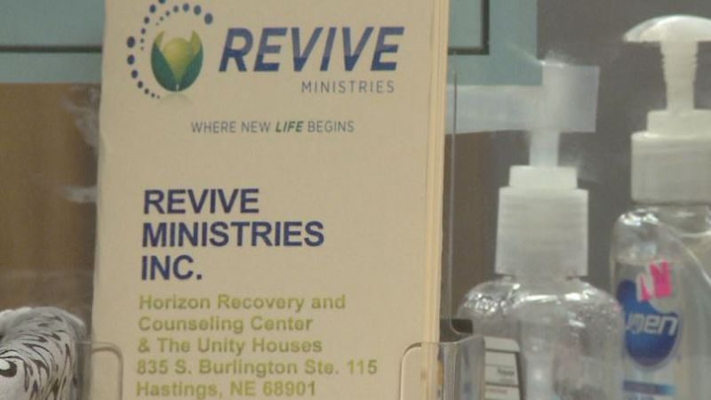 """Revive Ministries' events are a way to say """"thank you"""" to the community for its support."""