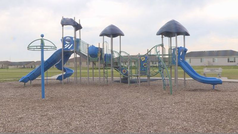 Sterling Park in Grand Island.