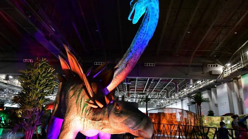 Jurassic Quest coming to Buffalo County Fairgrounds Expo Center.