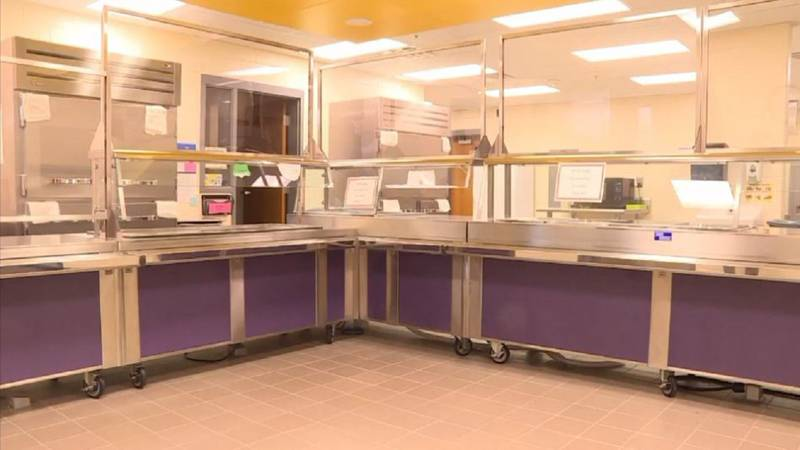 Grand Island Public Schools is offering free meals to all students during the 2021-22 academic...