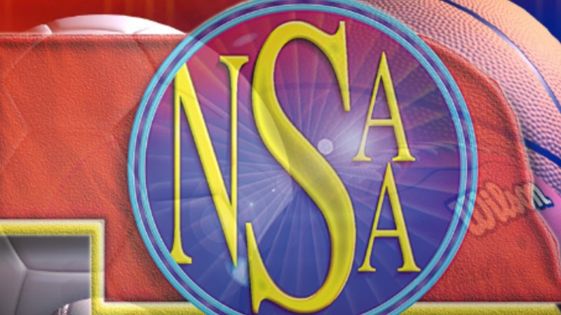 The NSAA said state volleyball will be played in its entirety at the Pinnacle Bank Arena this...